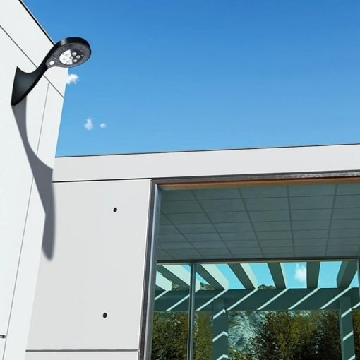 solar light outdoors on wall of house in Brisbane