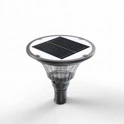 solar powered landscape light for gardens and back yards