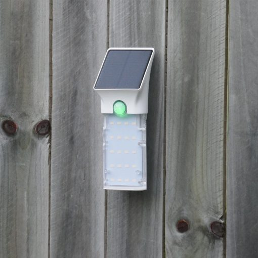 wall mounted solar camping light