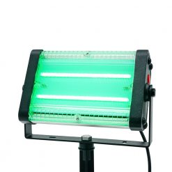 green colour changing party light