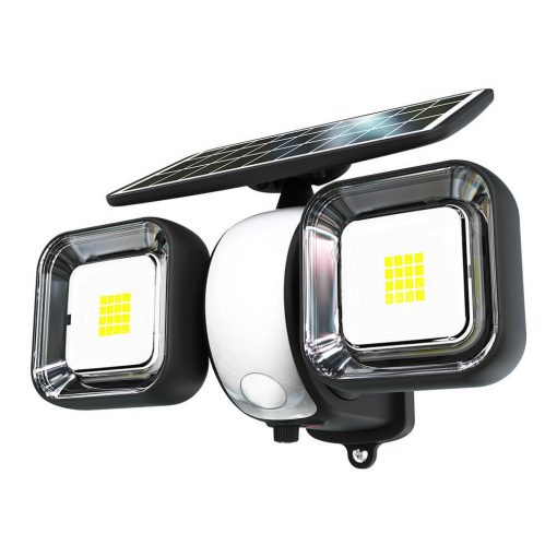 extra bright solar security wall light